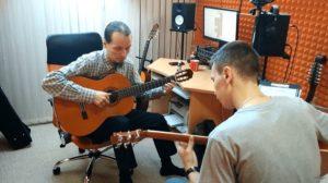 Музыкальная школа Лаборатория звука