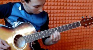 преподаватель игры на гитаре