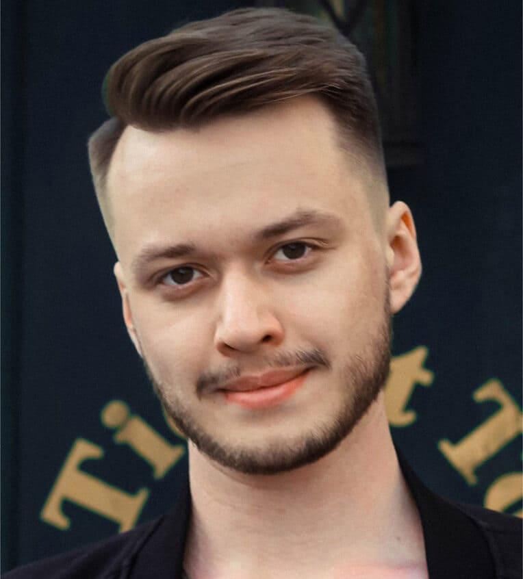 преподаватель фортепиано Петр Коротовских